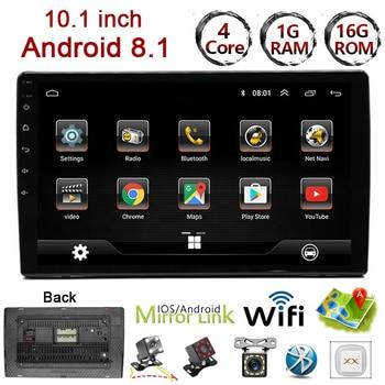 Car Radio 2 Din 10.1 inch Universal Player GPS NAVIGATION Car Multimedia Player Autoradio WIFI  For Volkswagen toyota BMW  Kia