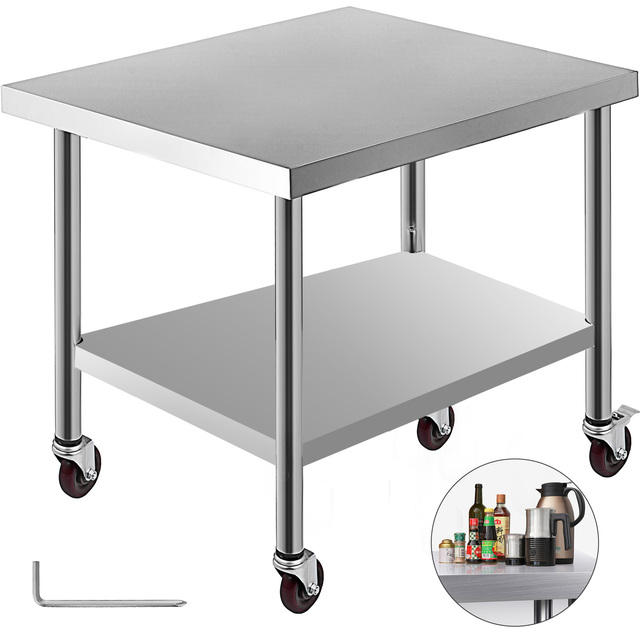 Stainless Steel Work Table 1