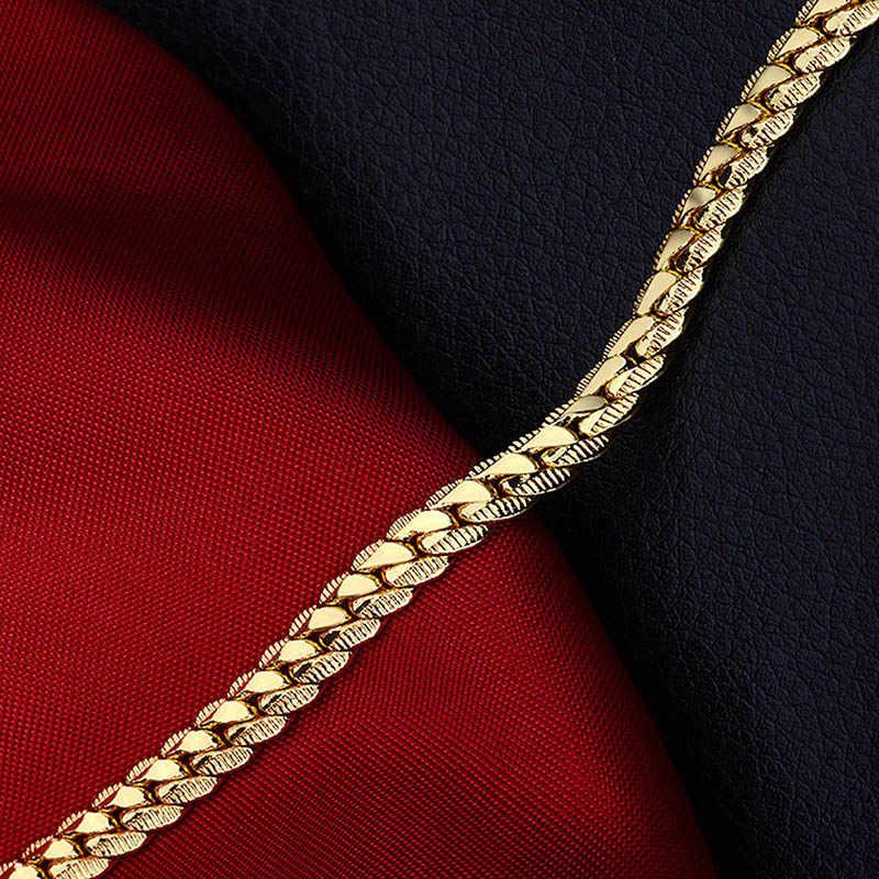 Bracelet de mode hommes femmes créatif bordure cubaine lien chaîne en acier inoxydable Bracelet de haute qualité Bracelets bijoux Mujer brassard