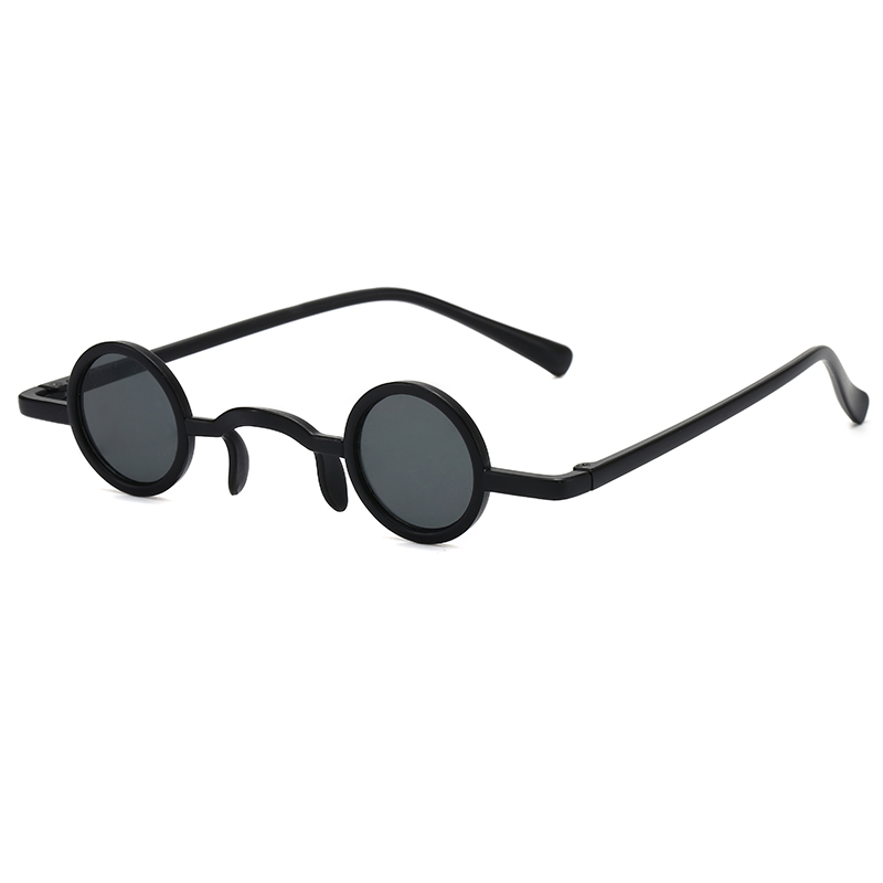 New Classic Vintage Gothic Vampire Style Cool 2020 Sunglasses Small SteamPunk Brand Design Sun Glasses Oculos De Sol