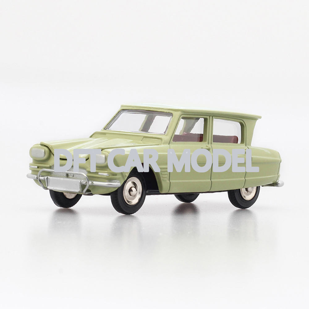 1:43 Alloy Toy 557 ATLAS Car Model Of Children's Toy Cars Original Authorized Authentic Kids Toys