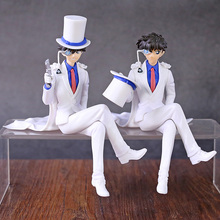 Magic Kaito Kiddo Kid The Phantom Thief PVC Figure Model Collection Toy