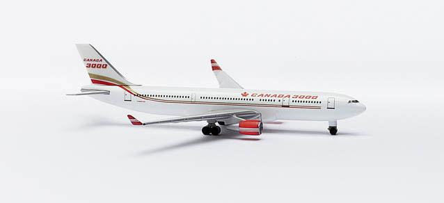 Herpa Wings 1:500 Canada 3000 Airbus A330