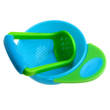 Baby Food Dishes Grinding Bowl Children Handmade Grinding Supplement Mill T8ND