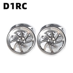 Image 1 - Llanta de rueda para Traxxas TRX 4 TRX4 RC4WD D90 D110 TF2 Axial SCX10 3,2, 90046 pulgadas, 1:8