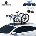 ROCKBROS Fiets Carrier Fiets Auto Rekken Zuignappen Dak Kofferbak Fiets Dak Houder Quick MTB Mountain Road fiets Accessoire