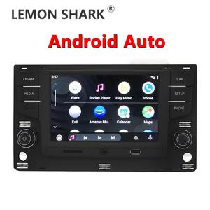 "Image 3 - Android Auto Carplay Car Radio 6.5 "" MQB MIB Noname 5GD035280B MirrorLink For VW Golf 7 MK7 VII Passat B8  5GD 035 280 B"