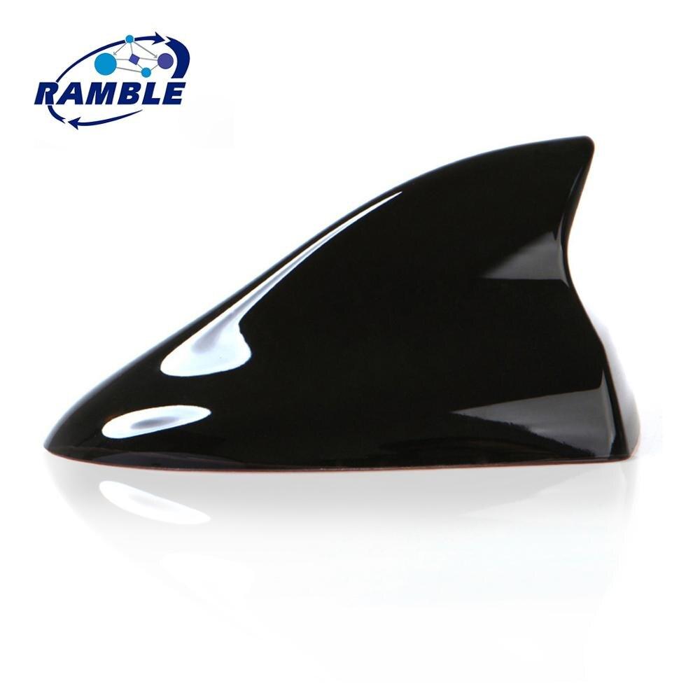 Ramble para FIAT Freemont Radio aérea SUV antena tipo aleta de tiburón de coche antena aérea Hatchback Trd antena impermeable accesorio de Radio Superbat 698-960/1710-2170/2500-2600MHz 4G LTE, antena 5dbi CRC9, amplificador de Clip para teléfono móvil, enchufe aéreo macho para módem Huawei USB