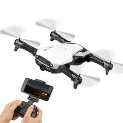 FPV WIFI 720P kamera drona z kamerą HD RC Quadrocopter helikopter dron do Selfie profesjonalny dron zabawka dla 14 lat dziecko dziecko