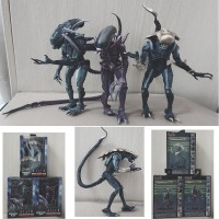 NECA Movie Aliens Razor Claw Arachnoid Chrysalis Action Figure Collectable Toy Doll Gift