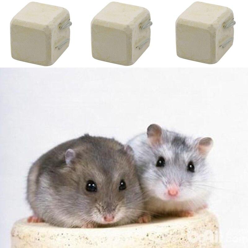 Профессиональный минеральный камень кальция жевательная игрушка крыса Шиншилла Хомяк кролик зубы шлифовальный хомяк
