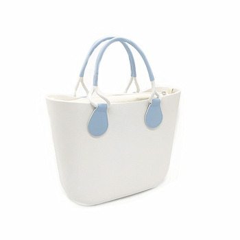 For Obag White Color Bag Tote Top-handle Bags For Women