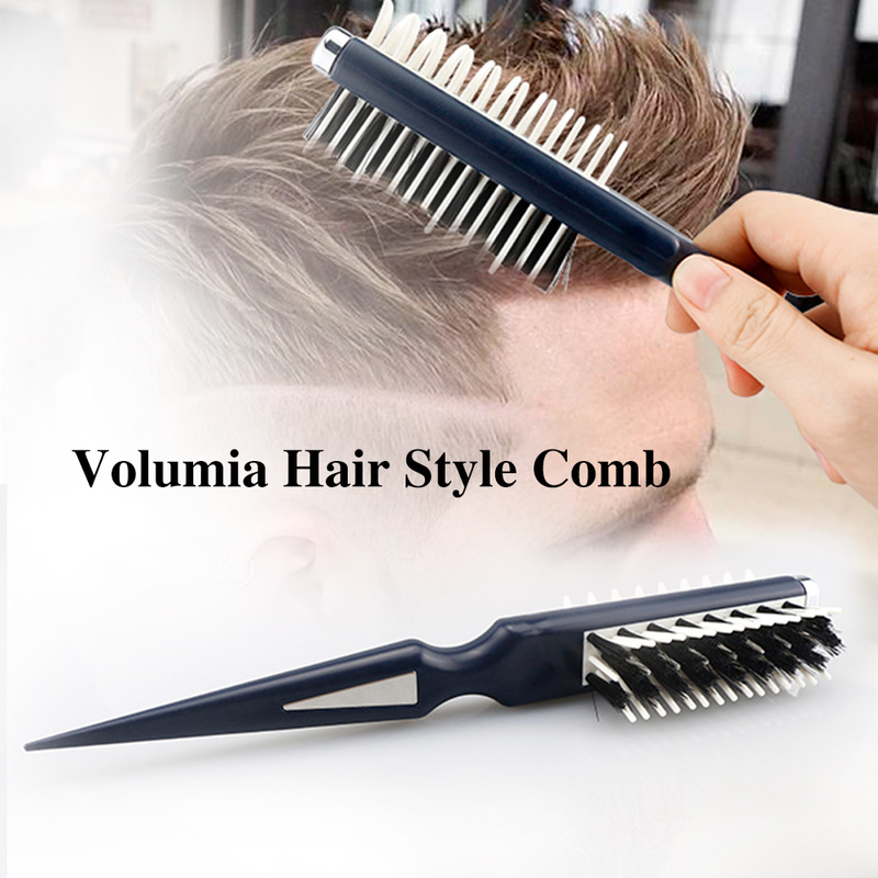 Professional Volumia Hair Style Comb Hairstyle Fluffy Shark Back Comb Your Heat-resistant Multifunctional Styling Comb
