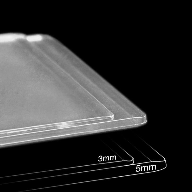 DIY Скрапбукинг высекальная машина пластина 3 мм/5 мм высекальная пластина для тиснения сменная пластина 77UD