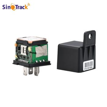 Car GPS Tracker ST-907 Tracking Relay Device GSM Locator Remote Control Anti-theft Monitoring Cut off oil System with free APP 2