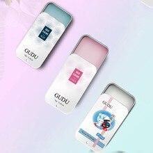 Solid Perfume Women Fragrances Case Antiperspirant Long-Lasting-Aroma-Deodorant Body