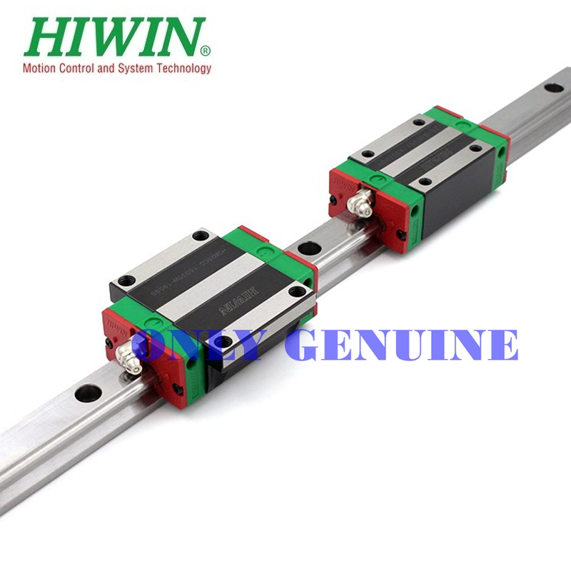 HIWIN EGH15//20//25CA linear guide slider Carriage sliding block CNC Router