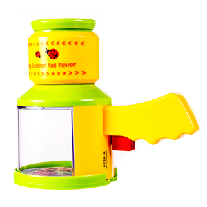 Image 2 - Children Scientific Bug Catcher Viewer Insect Magnifier Microscope Catching Kit Early Education Kids Science Toys for Children