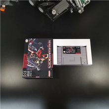 Ninja warrior بطاقة ألعاب أكشن إصدار أمريكي مع صندوق بيع بالتجزئة