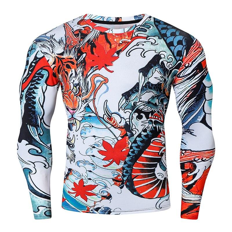 Купить модная мужская футболка в китайском стиле винтажная рубашка