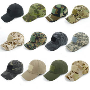 Hats Baseball-Caps Hunting-Cap Camouflage-Hat Military Army Tactical Outdoor Simplicity