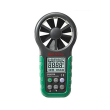 MASTECH MS6252B Handheld Digital Anemometer Wind Speed Meter Air Flow Tester With USB Interface стоимость