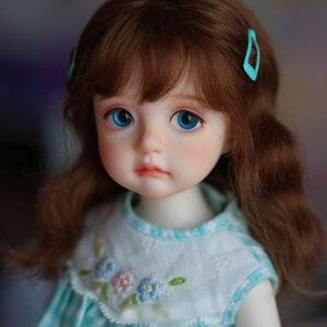 Image 1 - Dollmore Shabee 1/6 reçine vücut modeli erkek kız ücretsiz gözler dükkanı yüksek kaliteli oyuncaklar BJD SD bebekler