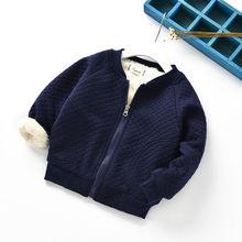 Baby Jacket Bebe Children Outerwear Coat Girls Boys Kids New Fashion for 1-Year Xmas