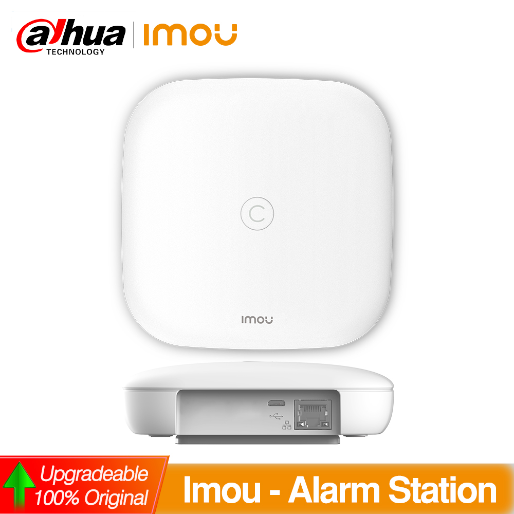 Dahua Imou ARC2000E-SW Alarm Station 433Mhz Alarm System Wifi Alarm System Support 32 Detector 65db 200m For Home Security
