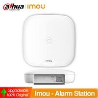 Dahua Imou ARC2000E SW Alarm station 433Mhz alarm system wifi alarm system unterstützung 32 detektor 65db 200m für home sicherheit-in Alarm-Host aus Sicherheit und Schutz bei