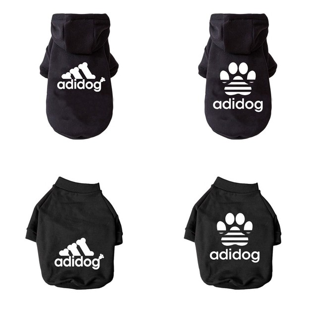 Brand New Dog Clothes Winter Warm Fashion Hoodie Pet Clothes Shirt For Small Medium Dogs  2