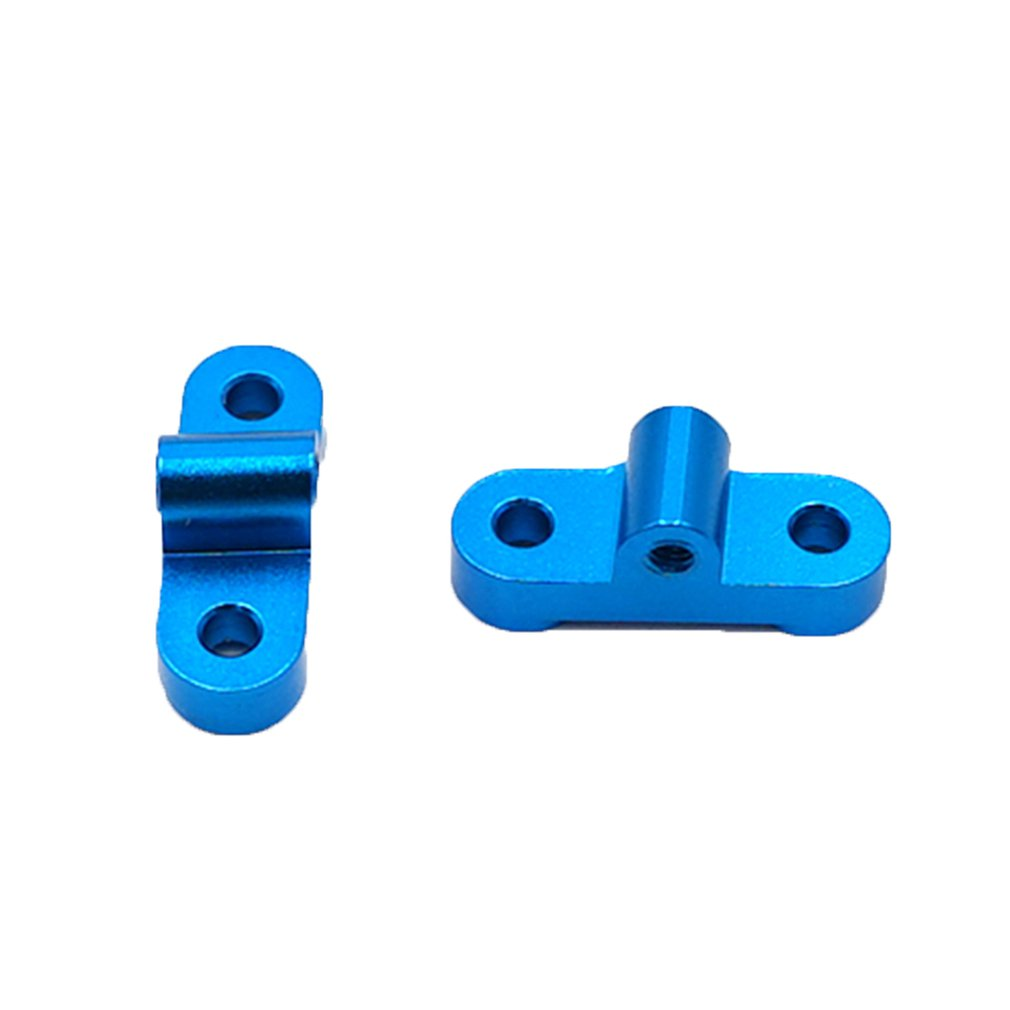 Mirbest RC DIY Parts For Wltoys <font><b>12428</b></font> Parts 12423 FY-03 Q39 RC Car Parts <font><b>Metal</b></font> Rear axle fasteners Upgrade accessories image