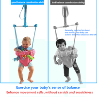 Baby jumping chair baby indoor swing sense early education toy bouncing fitness rack