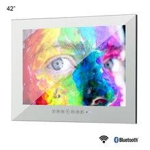 """Умное зеркало souria ip66 42 """" волшебное для ванной водонепроницаемый"""