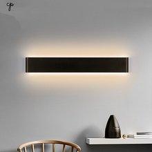 Современный светодиодный настенный светильник для лестницы, 6 Вт, 10 Вт, прикроватный настенный светильник для спальни, гостиной, дома, прихожей, светильник, минималистичный светильник для помещений