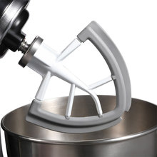 Replacement Paddle Mixer Kitchenaid Mixing-Attachment Silicone Flat for Beater Tilt-Head