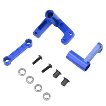 Kit de dirección de aleación de aluminio RC para Traxxas Bandit / Rustler / Slash 2WD