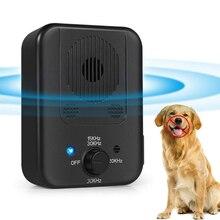 Pet-Supplies Dog-Repeller Ultrasonic-Stopper Dog-Training-Device Bark