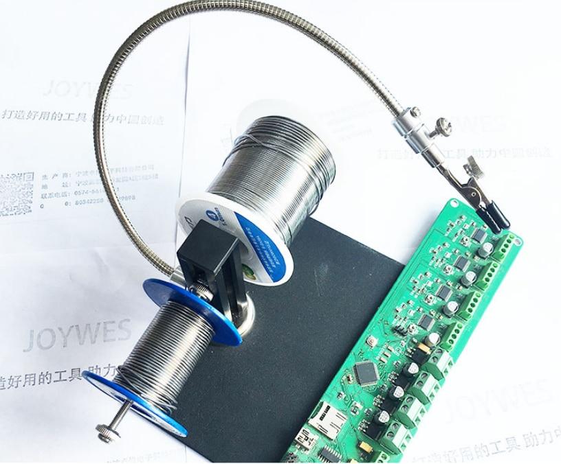 Solder Wire, Electronic Soldering, Soldering Stand, Electronic Soldering Tool, PCB Clip, Bracket