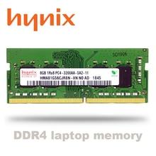 Hynix แล็ปท็อป DDR4 RAM 8 GB 4GB 16GB PC4 2133MHz หรือ 2400MHz 2666 MHz 2400T หรือ 2133P 2666 V 3200 DIMM หน่วยความจำ 4G 8G 16G DDR4