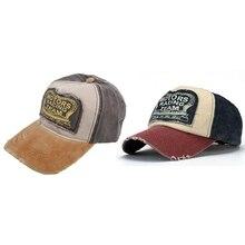 Простая бейсбольная кепка в стиле хип-хоп, Регулируемая Кепка для мальчиков, темно-синий+ красный и желтый, 2 шт