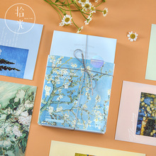 Greeting-Cards Postcard Van Gogh 30-Sheets Oil-Painting Journal-Decoration Impressions-Series