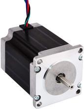 EU Miễn Phí! Wantai Nema23 Động Cơ Bước 57BYGH030 7kg. cm (99 Oz Trong) 41 Mm 3A Phẳng Trục RoHS ISO CNC Router Laser Robot