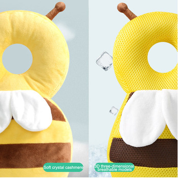 Head Protection Pillow For Toddlers