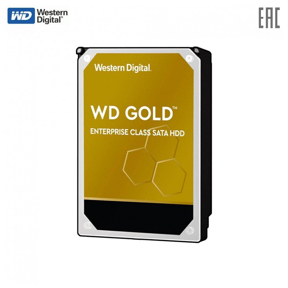 Жесткий диск Western Digital SATA 4TB 7200RPM 6GB/S 256MB GOLD WD4003FRYZ| |   | АлиЭкспресс