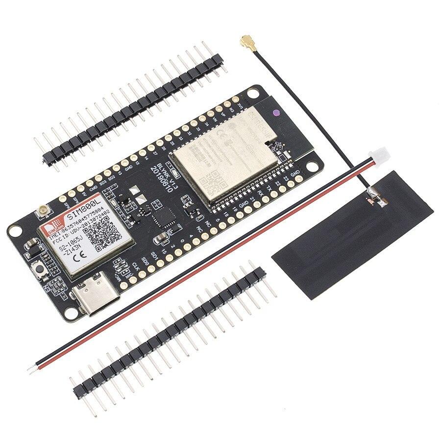 TTGO T-Chamada V1.3 ESP32 SIM800L Módulo Módulo Sem Fio Antena GPRS Do Cartão SIM