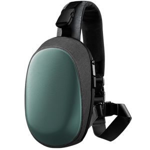 Image 4 - Youpin tajezzo concha peito sacos anti roubo sling saco à prova dwaterproof água mochila lazer esportes sacos de ombro pacote de peito para homens