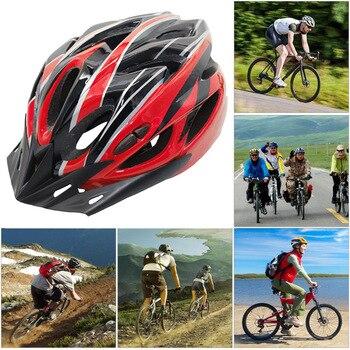 Casco de ciclismo para hombre, capacete para bicicleta de montaña