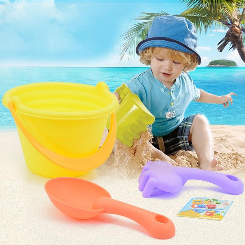 Baby Plastic Beach Toys Set Parent-child Interactive Water Toy Sand Toys For Children Praia Infantil Juegos De Playa