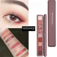 NEW Fashion Eyeshadow Palette 9 Colors Matte Eyeshadow Palette Glitter Eye Shadow Makeup Nude Beauty Make up set Cosmetics
